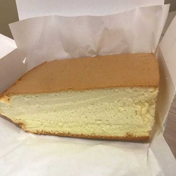 「ORIGINAL CAKE (源味本鋪)」のシンプルケーキ